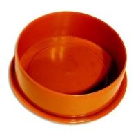 Заглушка для раструба (оранж)