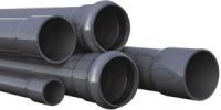Напорная труба нПВХ SDR 21 PN12,5 500x23,9x6260 мм